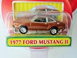 Motor Max Fresh Cherries 1977 Ford Mustang 1:64 Scale Brown