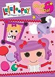 lalaloopsy coloring book - LaLaloopsy Showtime Giant Coloring and Activity Book