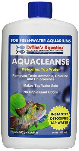 DrTims Aquatics AquaCleanse Detoxifier Freshwater