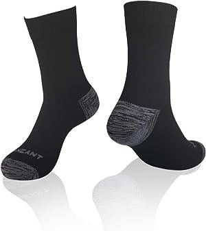 Waterproof Socks Tanzant Breathable men's hiking waterproof socks for men cycling kayaking Skiing Trekking