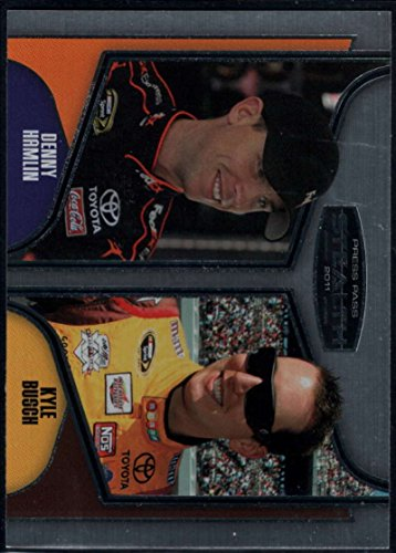 Racing Nascar 2011 Press Pass Stealth #88 Denny Hamlin/Kyle Busch