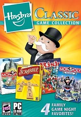 Hasbro Classic Game Collection deep