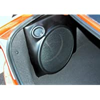 Single 10 Honda Civic Custom Subwoofer Enclosure 2001-2005 Sub Box