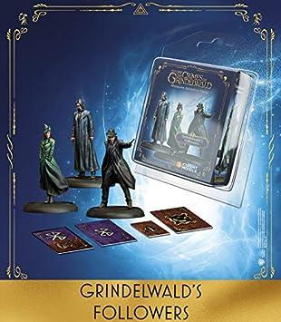 Knight Models Juego de Mesa - Miniaturas Resina Harry Potter Muñecos Grindelwalds Followers Spanish: Amazon.es: Juguetes y juegos