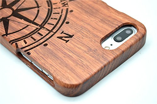 Iphone 7/8 wooden case, phantomsky[luxury series] premium quality handmade natural wood cover for your smartphone… 7 handmade natural eco-friendly wood makes the distinctive style and easy-to-use. Unique and authentic pattern makes your smartphone look more attractive. Elegant design, superior quality wood material make your smartphone and tablet stand above others!