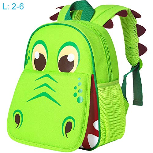 Dinosaur Backpack for Boys, 12