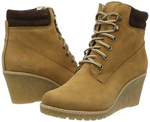 Brown Women's Ankle Brown 6 rust Uk Tamaris Boots 445 26073 0wFAWxq0d