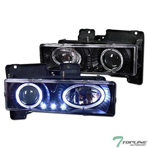 Housing Halo Projector Headlights - 4