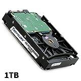 Seifelden 1TB Hard Drive 3 Year Warranty for HP Elite Desktop 7000 7100 7200 7300 7500 8000 8000f 8080 8100 8180 8200 8300 8380