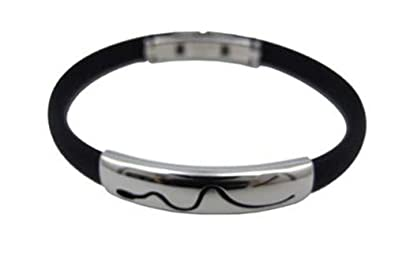 Amazon Com Zeckos Stainless Steel Mens Clasp Bracelets Southwestern