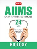 24 Years AIIMS Chapterwise  Solutions - Biology