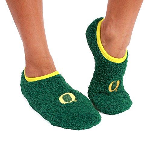 Fabrique Innovations NCAA  Foot-Z-Sox Slipper Socks, Oregon