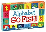 Peaceable Kingdom Alphabet Go Fish Letter Matching Card Game - 52 Cards with Box offers
