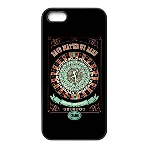 Dave Matthews iPhone 5s Cases TPU Rubber Hard Soft Compound Protective Cover Case for iPhone 5 5s