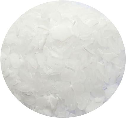 10 kg de cera para velas granulado color blanco parafina