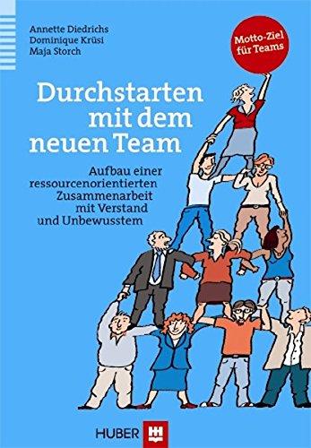 Durchstarten mit dem neuen Team: Aufbau einer ressourcenorientierten Zusammenarbeit mit Verstand und Unbewusstem