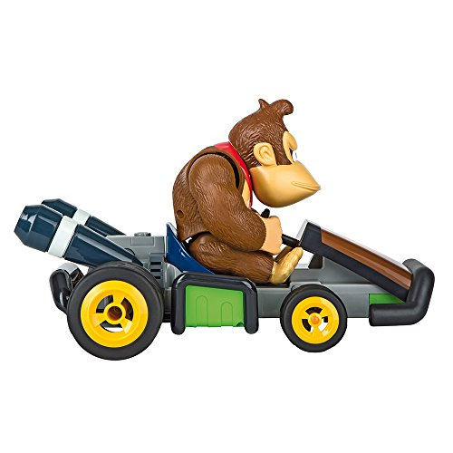 carrera rc mario kart tm 7 vehicle 1 16 scale donkey kong plush station. Black Bedroom Furniture Sets. Home Design Ideas