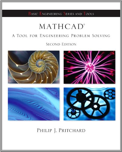 Mathcad: A Tool for Engineering Problem Solving + CD ROM...