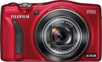 Fujifilm FinePix F750EXR Digital Camera from FUJIFILM