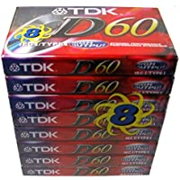 TDK Dynamic 60 (8 pack)
