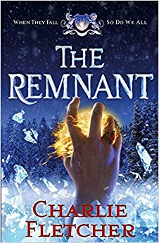 Book The Remnant (Oversight Trilogy)