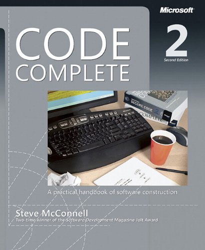 Pdf Technology Code Complete: A Practical Handbook of Software Construction, Second Edition