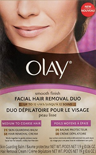 Olay Smooth Finish Hair Removal Duo Medium To Coarse Hair