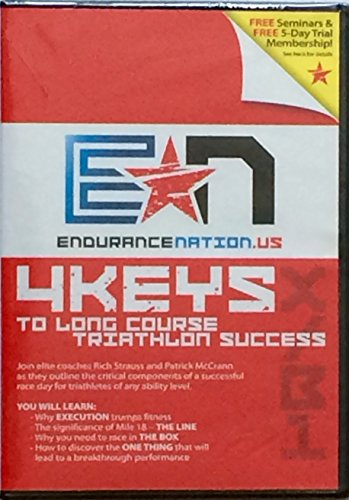 Endurance Nation 4 Keys to Long Course Triathlon - Endurance Nation