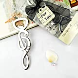 Yuokwer 12 pcs Bottle Opener Wedding Party Favor