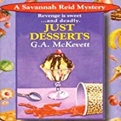 Just Desserts: Savannah Reid, Book 1 | G. A. McKevett