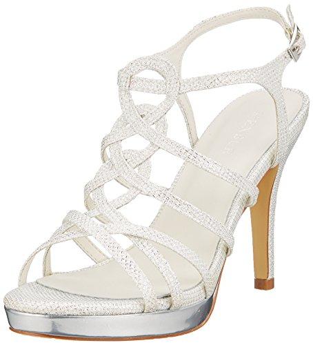 Boda Mujer Wedding Para ivory Menbur Tamar 04 Zapatos Marfil De qIwvqRY