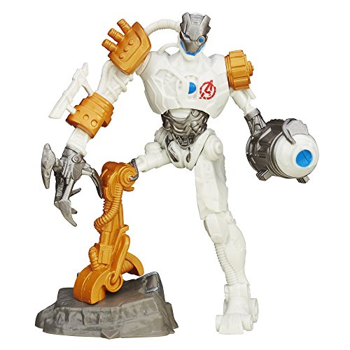 [Playmation Marvel Avengers Super Ultron Bot Villain Smart Figure] (Marvel Super Villains Costumes)