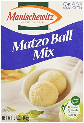 Manischewitz Matzo Ball Mix (Kosher For Passover), 5 oz, 2 pk