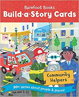Build a Story Cards Community Helpers: Amazon.es: Sophie ...