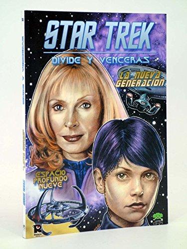 Star trek. divide y venceras. la nueva generacion