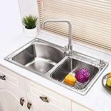 30 Inch Kitchen Sink Stainless Steel 18 Gauge