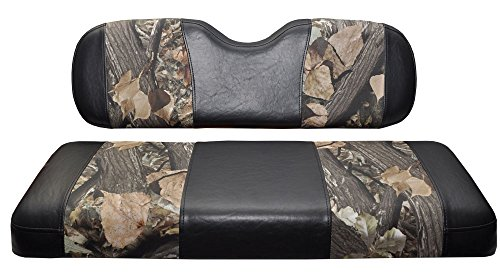Madjax 2001-Up Camo Front Seat Covers for EZGO RXV TXT Golf Carts