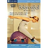 Balance Ball Workout: Upper Body by Suzanne Deason