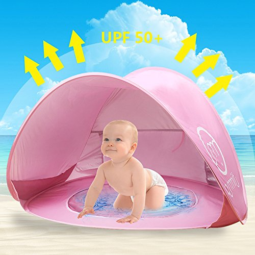 baby beach tent with fan - 8