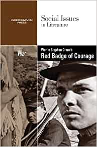 a review of stephen cranes the red badge of courage Following its initial appearance in serial form, stephen cranes the red badge of courage was published as a complete work in 1895.
