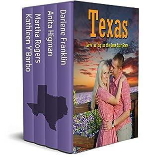 book cover of Texas