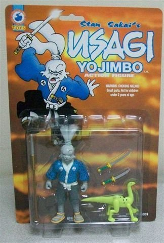 Amazon Com Stan Sakai S Usagi Yojimbo Action Figure Antarctic