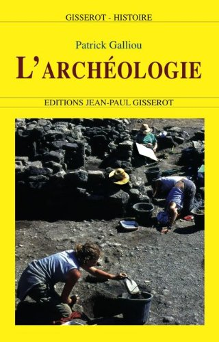 L'Archéologie (French Edition)