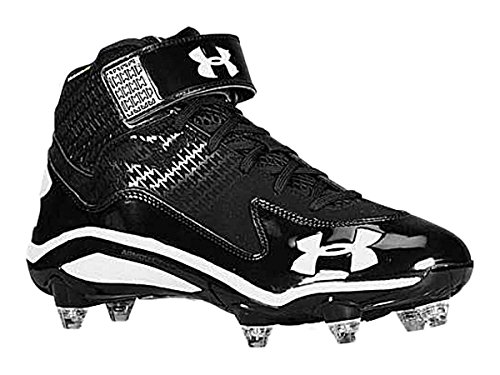 Under Armour Fierce Mid D Football Cleats (10 D(M) US)