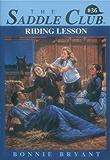 Riding Lesson (Saddle Club series Book 36)
