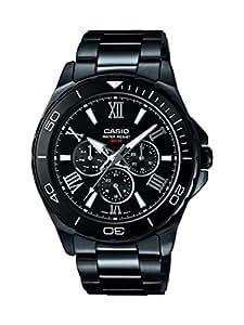 Reloj Casio - Hombre MTD-1075BK-1A1