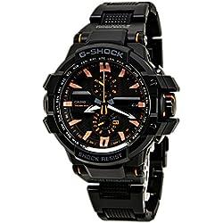 G-Shock GWA1000FC-1A4 G-Aviation Series Men's Stylish Watch - Black / One Size