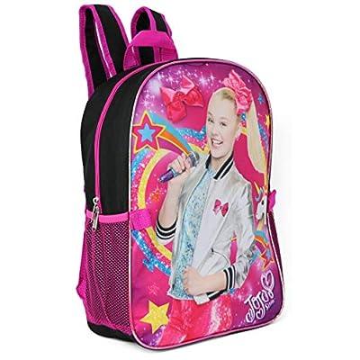 Nickelodeon Jojo Siwa Backpack Lunchbag Set (Rainbow) | Kids' Backpacks