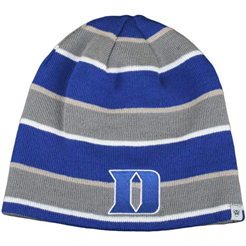 Top of the World Duke Blue Devils Reversible Disguise Knit Beanie