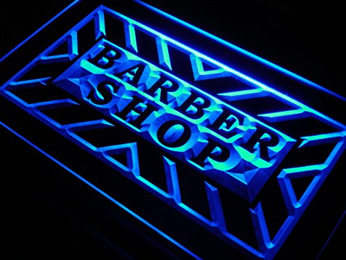 Cartel Luminoso ADV PRO s223-b Barber Shop Hair Cut Display ...